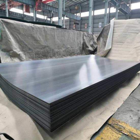 Hot Rolled Iron Sheet/Hr Steel Coil Sheet/Black Iron Plate Ss400 Steel Plate
