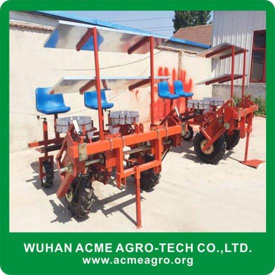 China Low Price Vegetable Seedling Transplanter Broccoli Transfer