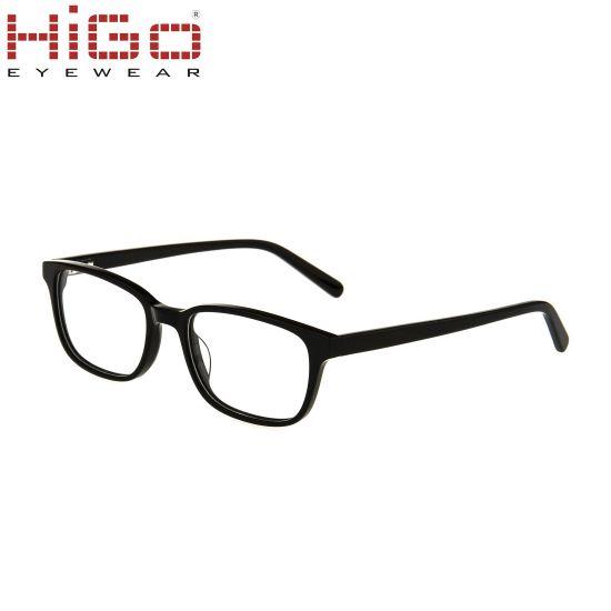 Fashion Ladies Eyewear Acetate Optical Frames Eyeglasses