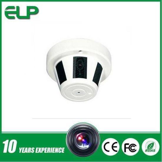 China Hd Poe 720p Smoke Detector Covert Hidden Ip Smoke Detector