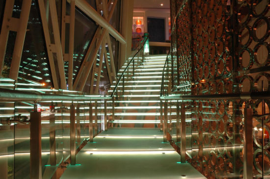 Staircase Rails For Inner Space