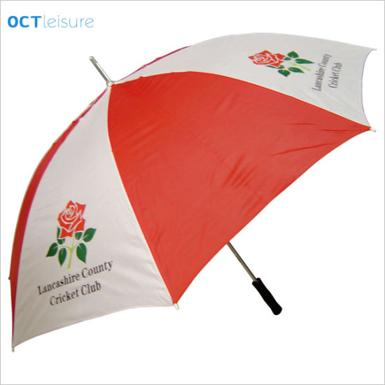 Advertising Golf Umbrella with Custom Design (OCT-G5AD)