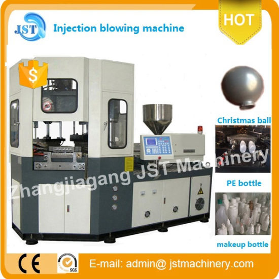 One Step PC Bulb Injection Blow Molding Machine pictures & photos