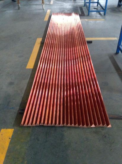 Intercell Triangle Busbar pictures & photos