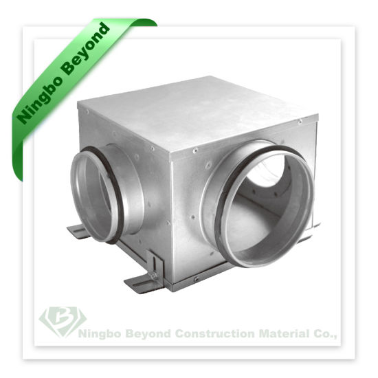 Air Duct Plenum Filter Box for HVAC Ducting Fittings