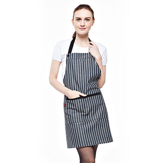 Cooking Cheap Wholesale Kitchen Apron with Custom Logo