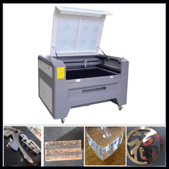 150W CO2 Wood/Acrylic Sheet Laser Engraving Cutting Machine pictures & photos