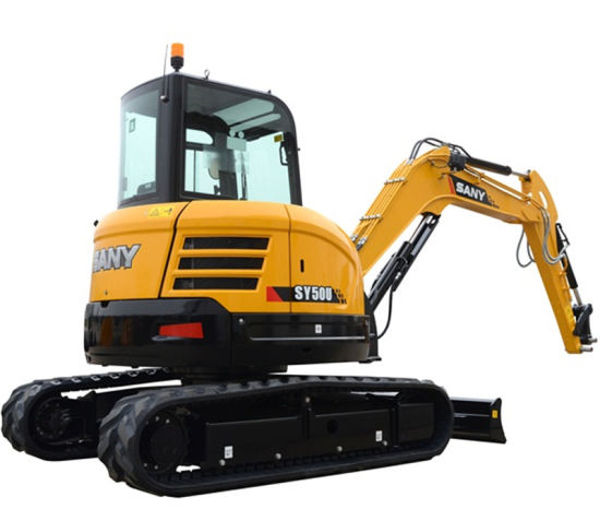 Sany Sy55 5.5ton Mini Trench Digging Machine Excavator pictures & photos