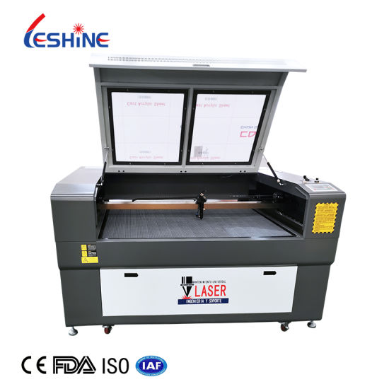 1390 CO2 Laser Cutting Machine Laser Engraving Cutting Machine 100W 130W 150W