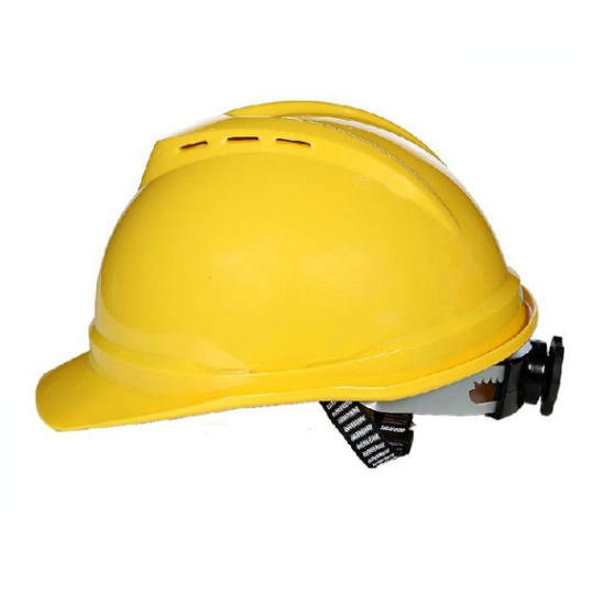 Safety Head Protection Construction Helmet with Vent