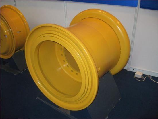 OTR Tyre/Tire Wheels 25-17.00/2.0 25-19.50/2.5 25-22.00/3.0 Rim 25-22.00/3.0 25-25.00/3.5