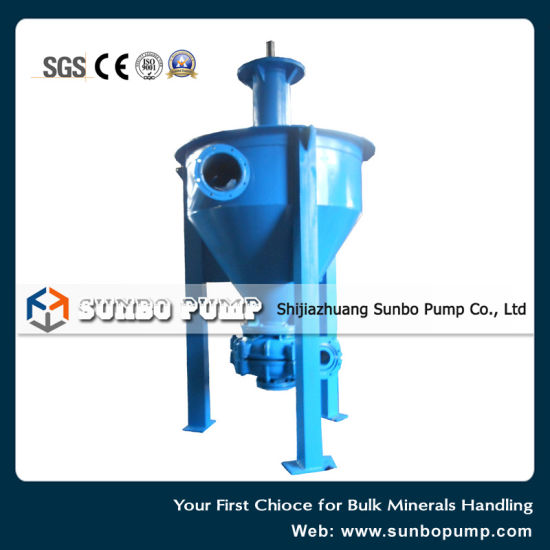 Sunbo Centrifugal Vertical Froth Pump