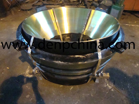 Cone Crusher Wearing Parts Bowl Liner pictures & photos