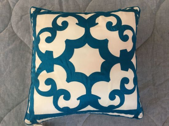 Hand-Made Applique Cushions pictures & photos