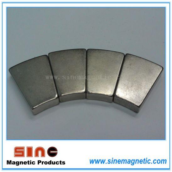 Strong Neodymium Motor Magnet