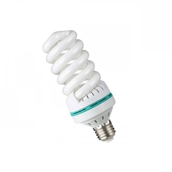 24W Half Spiral CFL Energy Saving Bulb by Fluorescent Tube