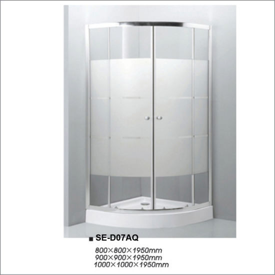 Aluminium Frame Shower Room with Ce Certification