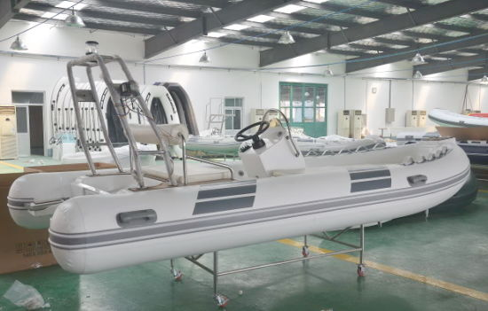 2014 New Rigid Inflatable Boat (4.8m, 1.2mmPVC) pictures & photos