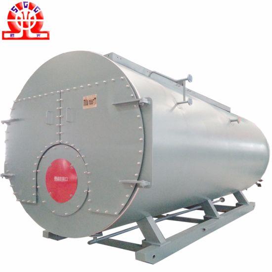 China Energy-Saving Gas Wns Hot Water Boiler - China Boiler, Furnace