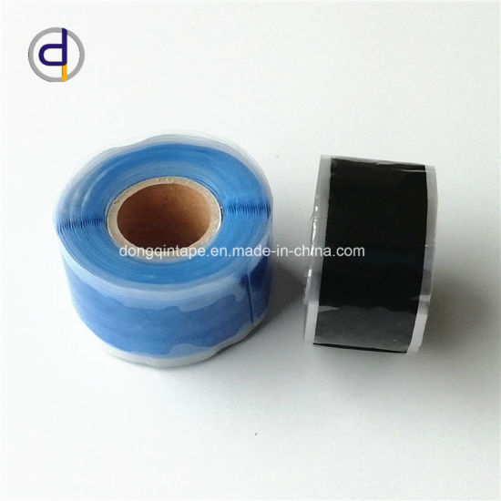 Self Fusing Silicone Rubber Tape for Bundling Wires pictures & photos