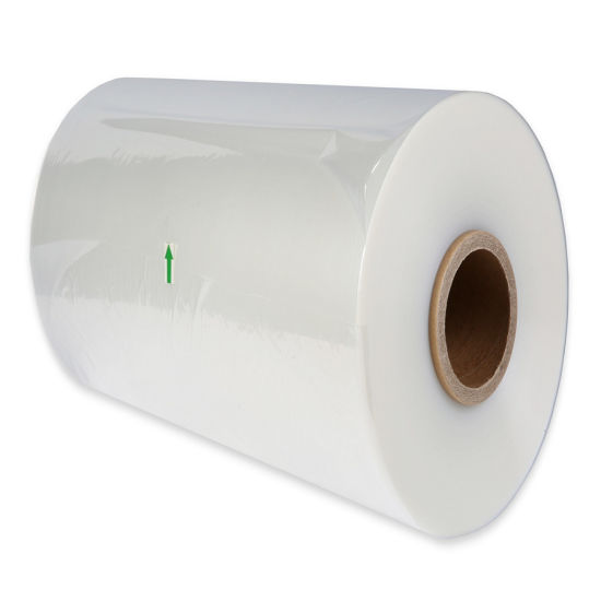 China Factory Polyolefin Heat Shrink Film for Auto-Packing Machine