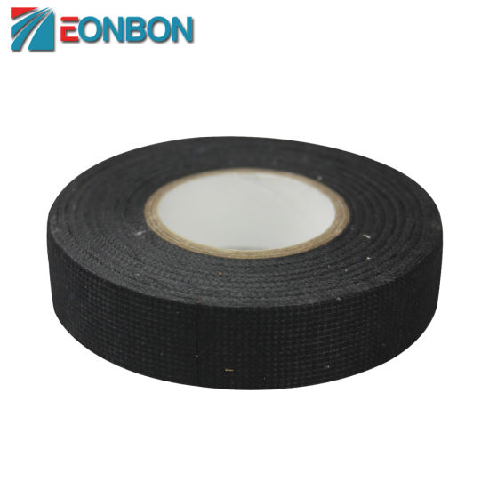China Free Sample Fabric Cloth Wire Harness Insulation Cotton Tape
