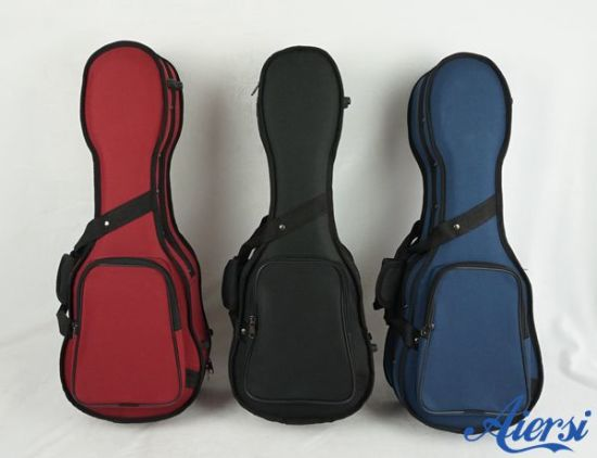 Aiersi Light Blue Ukulele Case for Soprano Ukulele pictures & photos