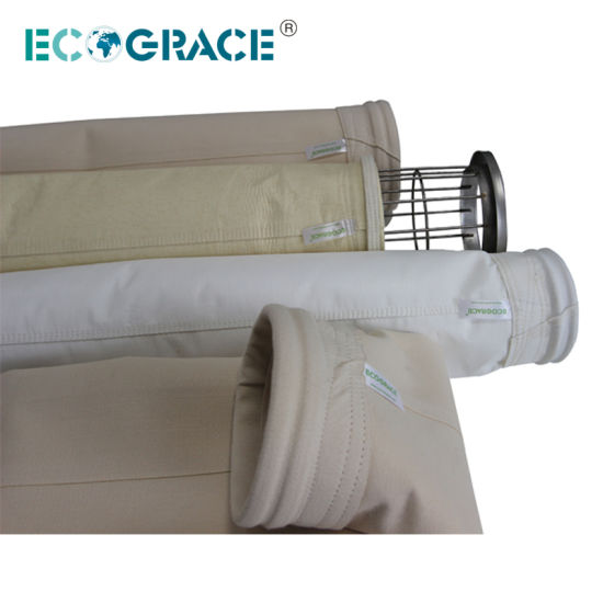 Pi / Polyimide / P84 PTFE Dust Collector Filter Bags