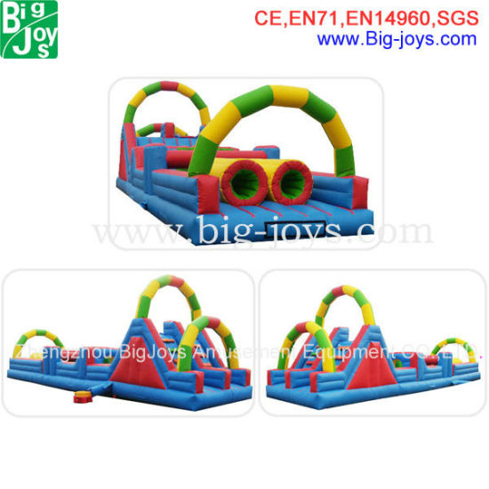 Inflatable Water Obstacles, Giant Inflatable Obstacle Course (BJ-O16) pictures & photos