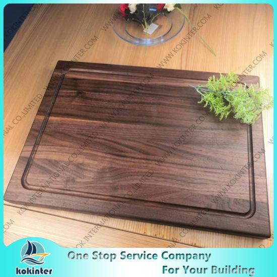 Walnut Butcher Solid Wood Countertop Wood Cutting Board