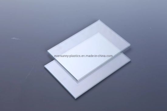 Transparent APET Sheet, Thick Pet Film, APET Sheet for Box Card Printing