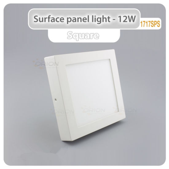 Hot-Selling 6W, 12W, 18W, 24W Surface Mounted LED Panel Light pictures & photos