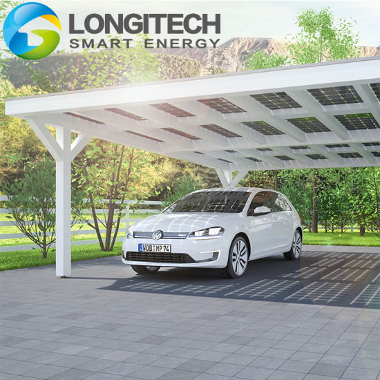China Photovoltaic Installation Aluminum Structures Cantilever Home Residential Solar Carport China Solar Carport Solar Canopy