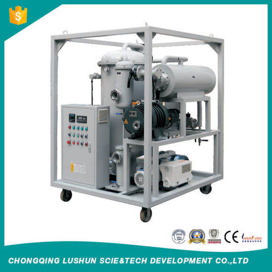 Lushun Brand Zja -100 Vacuum Transformer Oil Purifier with Ce Certification. pictures & photos