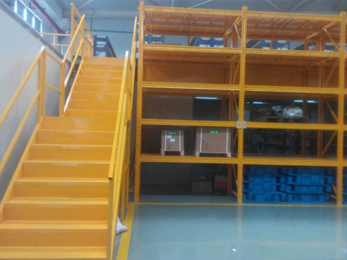 Wide Span Heavy Loads Warehouse Storage Racks pictures & photos