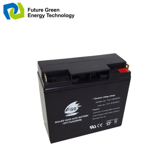 12V 12ah AGM VRLA Lead Acid Rechargeable Battery pictures & photos