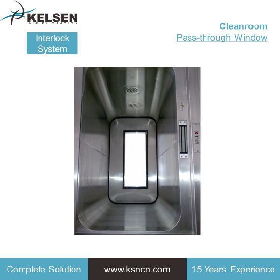 Pharmaceutical Cleanroom Pass Through pictures & photos