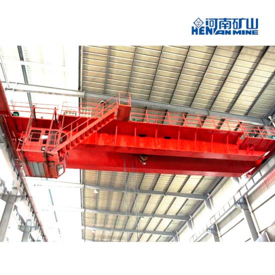 Qd Type Electric Traveling Industrial Heavy Duty Overhead Crane
