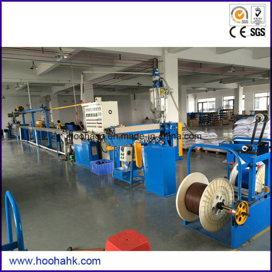 PVC Insulated Wire Production Line pictures & photos