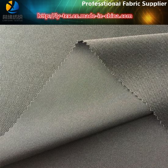 Polyester 4 Way Stretch Jacquard Fabric, Mountaineering Suit Fabric