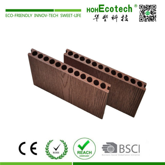 Outdoor Anti Rot Durable WPC Composite Decking pictures & photos