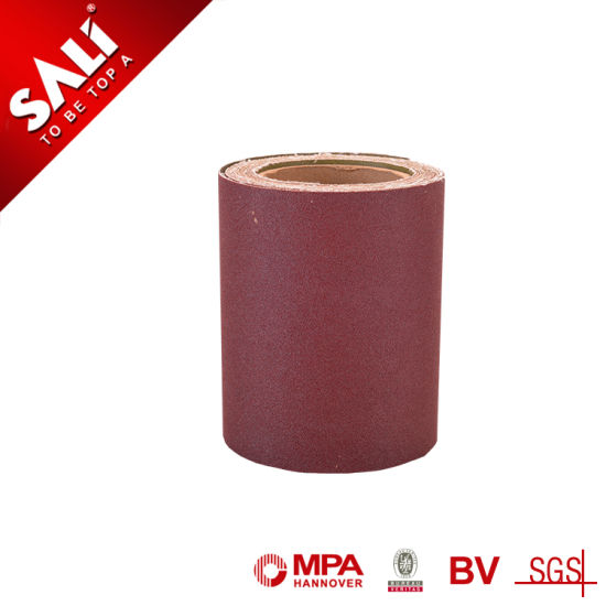 China High Grinding Efficiency Long Life Term 3m Emery Cloth Roll