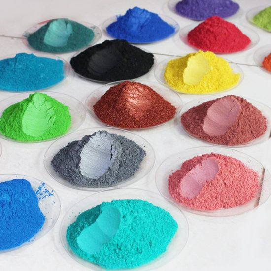 Epoxy Resin Mica Powder Pigments 20 Colors Set pictures & photos