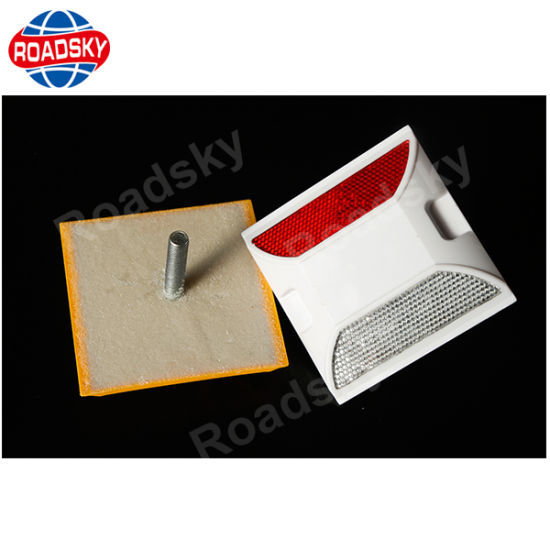 Motorway Waterproof Reflective Road Marking Stud for Security pictures & photos