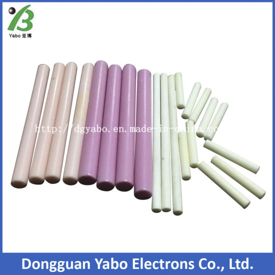 Ceramic Rods / High Precision Industrial Wire Winding Machine / Ceramic Fine Throwing