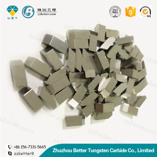High Quality European Style Tungsten Carbide Saw Tips From China pictures & photos