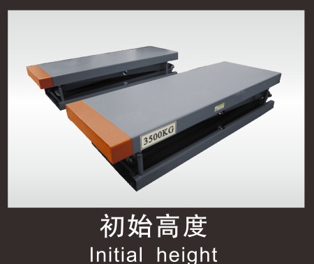 Factory Price Hydraulic Car Scissor Table Lift Platform Mechanism pictures & photos