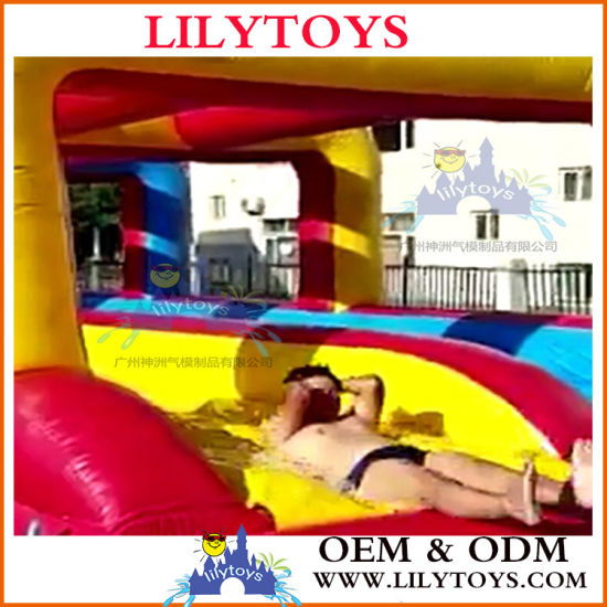 Big Sale 10% Discount Inflatable Water Slide, Inflatable Slide Game, Big Inflatable Slide pictures & photos