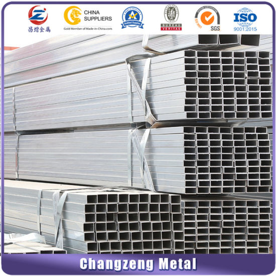 Rectangular Hollow Section Structural Steel (CZ-SP22) pictures & photos