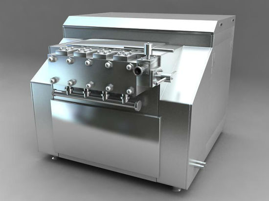Dairy Milk Homogenizer pictures & photos